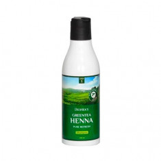 Deoproce, Шампунь Green Tea Henna Pure Refresh, 200 мл