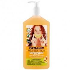 Organic People Эко гель для мытья посуды Органический ананас 500 мл