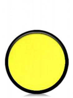 Акварель флуоресцентная, рефил Make-Up Atelier Paris FLU02 желтый
