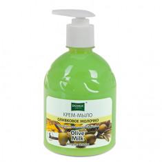 Domix, Жидкое мыло «Оливковое молочко», 500 мл