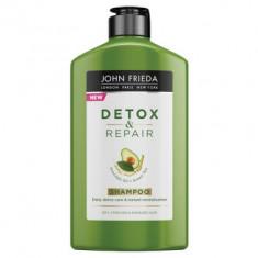 Шампунь для очищения и восстановления волос John Frieda DETOX&REPAIR 250 мл