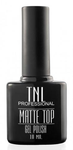 TNL PROFESSIONAL Закрепитель матовый для гель-лака 10 мл