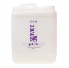 OLLIN PROFESSIONAL Шампунь-стабилизатор / SERVICE LINE Shampoo-stabilizer pH 3.5 5000 мл