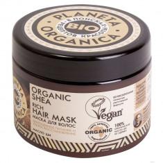 Планета органика Organic Shea маска для волос густая масло ши 300 мл Planeta Organica