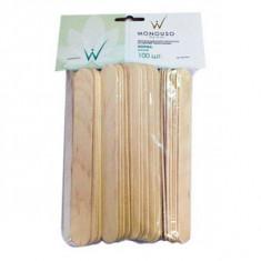 Шпатели деревянные, норма, 100 шт. (Italwax)