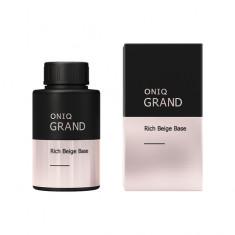 ONIQ, База Grand Rich Beige, 30 мл