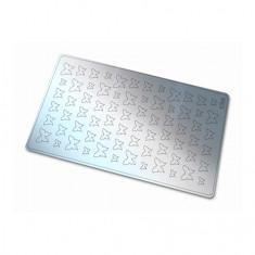 Freedecor, Металлизированные наклейки №124, серебро