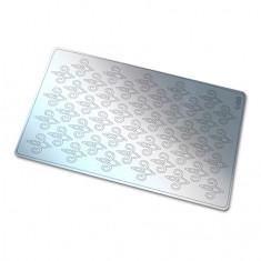 Freedecor, Металлизированные наклейки №148, серебро