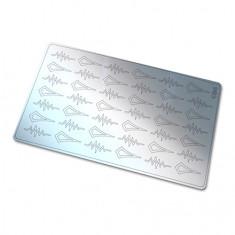 Freedecor, Металлизированные наклейки №154, серебро