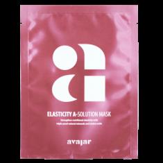 Маска тканевая для повышения эластичности кожи Avajar Elasticity A-Solution Mask 10 шт