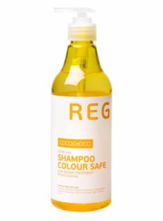 Шампунь для окрашенных волос COCO CHOCO REGULAR 500мл