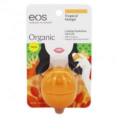 Eos Smooth Sphere Lip Balm Tropical Mango бальзам для губ Тропический манго