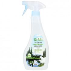 BIOMIO BIO-CLEANER Экологичное чистящее средство для стекол, зеркал, пластика 500мл