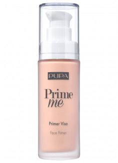 Праймер для лица корректирующий для тусклой кожи PUPA