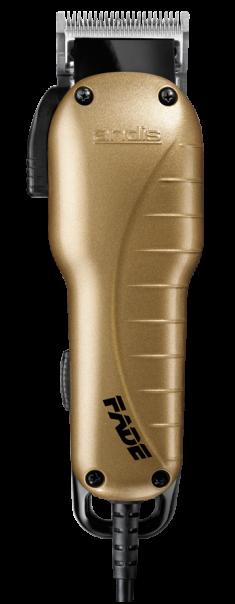 ANDIS Машинка для стрижки волос US-1 Fade 0.2 - 0.5 мм, сетевая, 6 насадок, 8 W