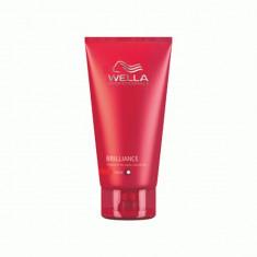 Wella Brilliance Line Бальзам для окрашенных нормальных и тонких волос 200мл