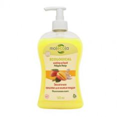 Molecola средство для мытья посуды Филиппинское манго 500мл