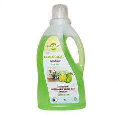 Molecola универсальное моющее средство для пола Ламинат Зеленый лайм 1000мл