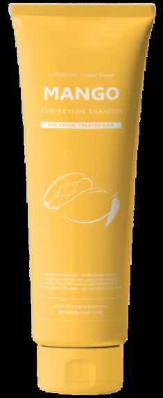 Шампунь для волос МАНГО EVAS Pedison Institute-Beaute Mango Rich Protein Hair Shampoo 100 мл