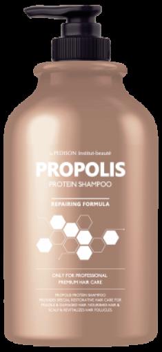 Шампунь для волос ПРОПОЛИС EVAS Pedison Institut-Beaute Propolis Protein Shampoo 500 мл