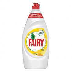 Fairy Средство для мытья посуды Сочный лимон 900мл