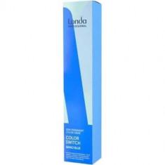 Londa Color Switch Оттеночная краска прямого действия Crush! Celeste голубой 80мл LONDA PROFESSIONAL