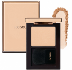 Хайлайтер THE SAEM Eco Soul Luxe Highlighter WH01 Gloria
