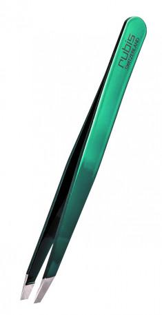 RUBIS Пинцет Классик лесной зеленый