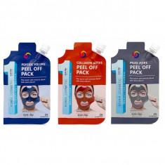 маска-пленка очищающая eyenlip peel off pack