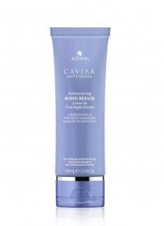 ALTERNA Сыворотка регенерирующая ночная для омоложения волос / Caviar Anti-Aging Restructuring Bond Repair Leave-in Overnight Serum 100 мл