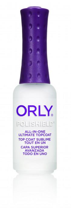 ORLY Покрытие верхнее 3 в1 для ногтей / POLISHIELD 9 мл