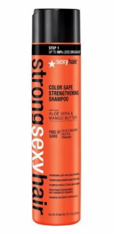 Шампунь для прочности волос SEXY HAIR Strengthening shampoo 300мл