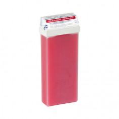 Beauty Image, Воск в кассете Roll-On, перламутровый красный, 110 мл