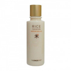 эмульсия увлажняющая the face shop rice&ceramide moisturizing emulsion