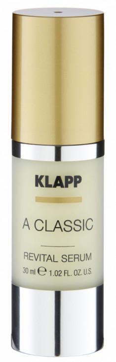 KLAPP Сыворотка восстанавливающая для лица / A CLASSIC 30 мл