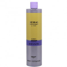 Шампунь для кудрявых волос Dikson KEIRAS SHAMPOO FOR CURLY AND WAVY HAIR 400мл