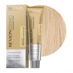 REVLON PROFESSIONAL 1231 краска для волос, бежевый / RP REVLONISSIMO COLORSMETIQUE Intense Blonde 60 мл