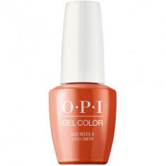 Гель лак для ногтей OPI GelColor Suzi Needs a loch-smith 15 мл