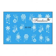 Freedecor, 3D-слайдер №316