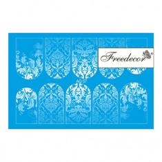 Freedecor, Слайдер-дизайн «Аэрография» №7