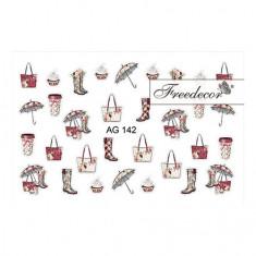 Freedecor, Слайдер-дизайн «Аэрография» №142
