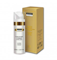 KOSMOTEROS PROFESSIONNEL Концентрат с ревитализирующим эффектом для лица / Anti-age Super Gold 30 мл