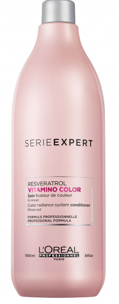 L'OREAL PROFESSIONNEL Уход смываемый для окрашенных волос / ВИТАМИНО КОЛОР 1000 мл LOREAL PROFESSIONNEL