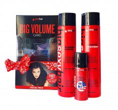SEXY HAIR Набор для волос Голливудский объем (шампунь 300 мл, кондиционер 300 мл, спрей 50 мл) SEXY HAIR