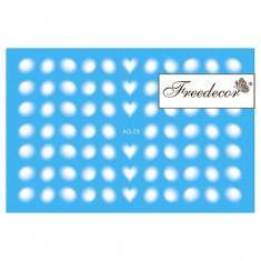Freedecor, Слайдер-дизайн «Аэрография» №23w