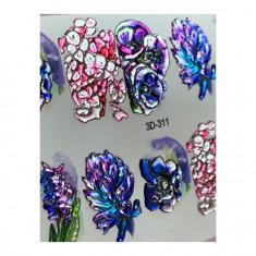 AnnaTkacheva,3D-слайдерCrystal№311 «Цветы. Цветочки» Anna Tkacheva
