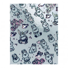 AnnaTkacheva,3D-слайдерCrystal№761 «Животные. Зайцы» Anna Tkacheva