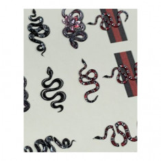 AnnaTkacheva,3D-слайдерCrystal№610 «Змеи. Кожа» Anna Tkacheva