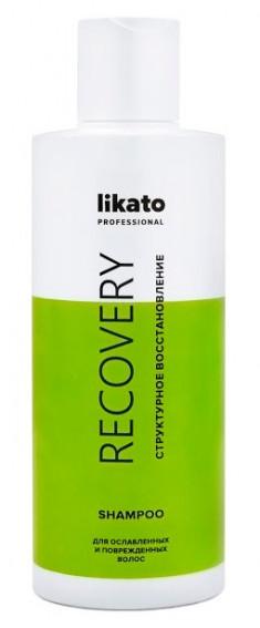 LIKATO PROFESSIONAL Шампунь с протеинами для восстановления волос / RECOVERY 250 мл