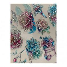 AnnaTkacheva,3D-слайдерCrystal№352 «Цветы. Цветочки» Anna Tkacheva